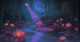 La Princesa y el Sapo - Disney 11