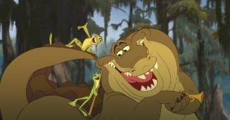 La Princesa y el Sapo - Disney 15