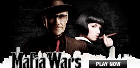 mafia wars - facebook game