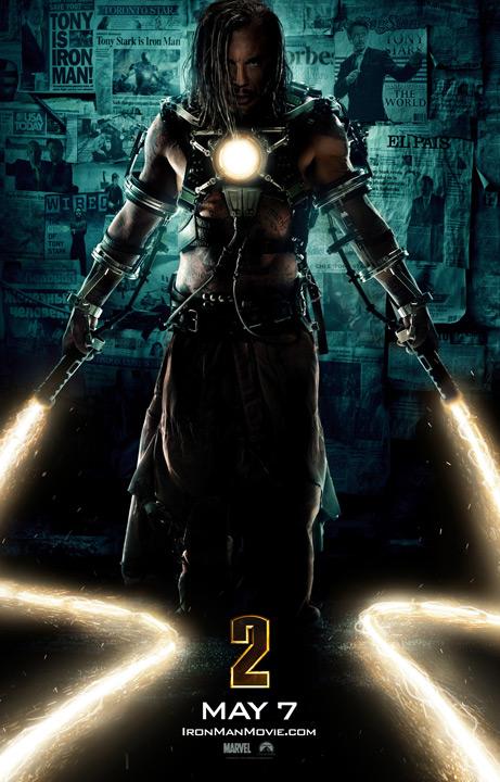 IronMan 2 poster 2