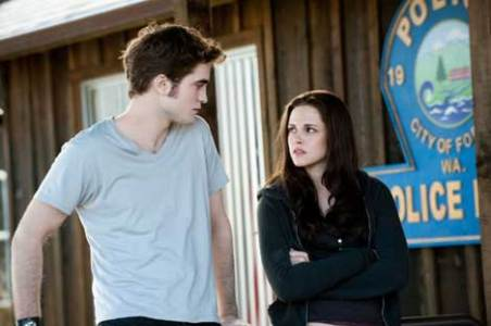 Twilight Eclipse - Edward, Bella