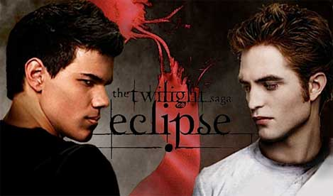Twilight Eclipse title