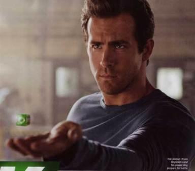 Linterna Verde - Entertainment Weekly pic 1