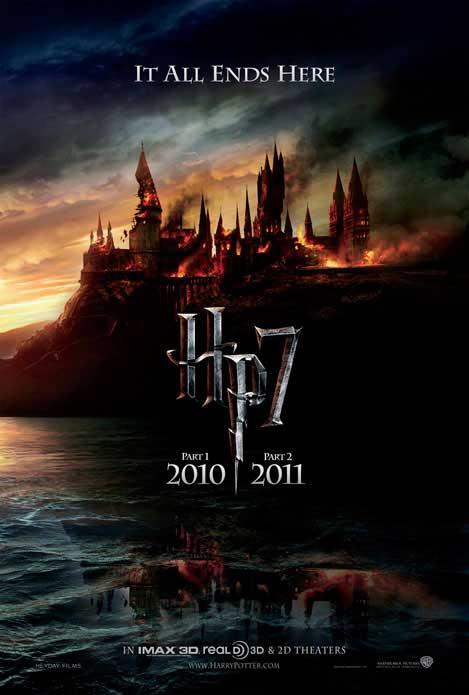 Harry Potter y las Reliquias de la Muerte - parte1 poster