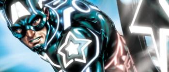 Capitán América - title
