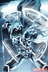 Moon Knight - por Mark Brooks