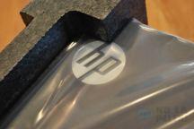 Respectivo logo de Hewlett Packard