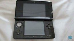 Nintendo 3DS desplegado