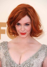 Christina Hendricks - Emmy 2011