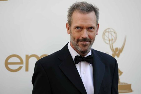 Hugh Laurie - Emmy 2011