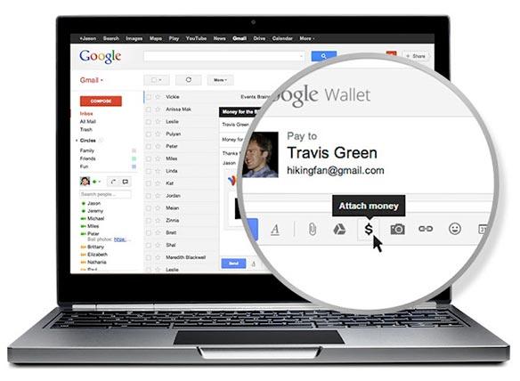 enviar-dinero-mediante-gmail