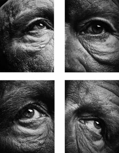 Bill Brandt / Eyes (1960-1964)