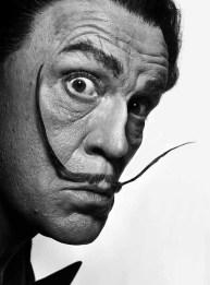 Philippe Halsman / Salvador Dalí (1954)
