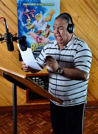 Luis Pérez (Don Cangrejo)