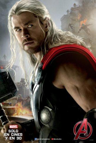 avengers-era-de-ullron-poster-Thor-2015