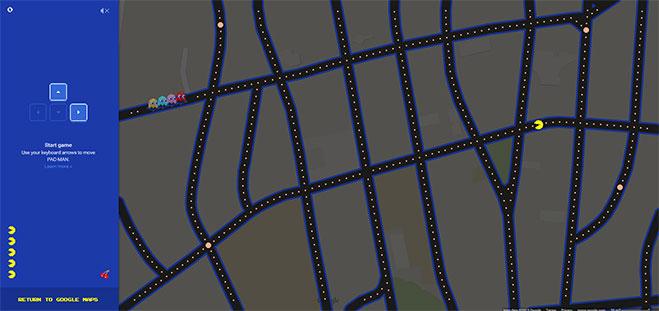 pacman-maps