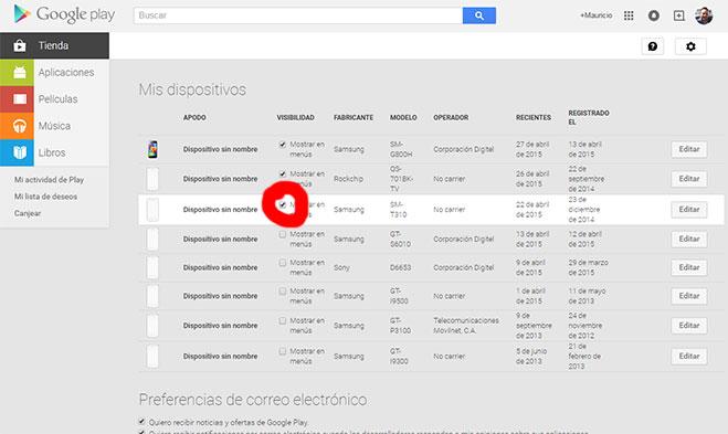 google-play-configuracion