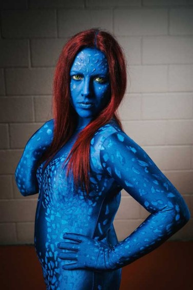 Mystique de los X-Men