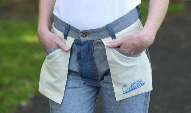 Revérs PANTALONES - Pantalones BXFqz9