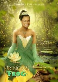 Alicia Keys como Tiana
