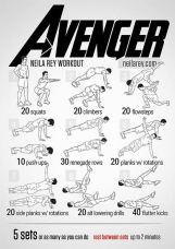 Rutina Avenger