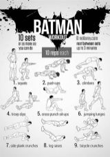Rutina Batman