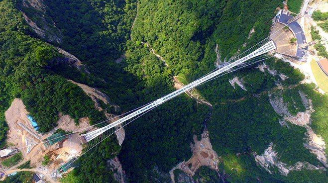 puente-gran-canon-de-zhangjiajie-china