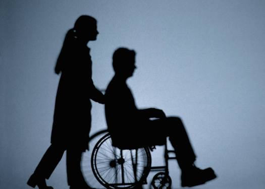 Disability insurance for individuals and small groups.