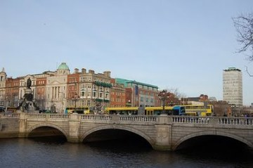 O'Connell Bridge NoleggioAuto.it
