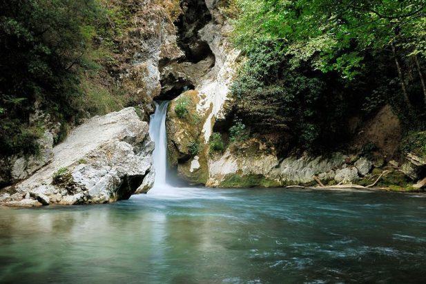 Il laghetto di San Benedetto