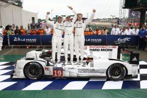 Le Mans 2015 vincitori