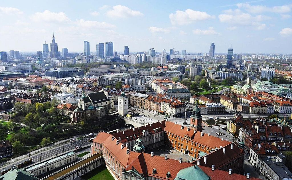 vacanze economiche in polonia