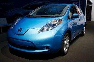 """La Nissan LEAF e la svolta """"green"""" del noleggio auto"""
