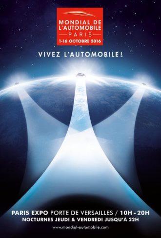 "Le auto più belle al ""Mondial de l'Automobile"" 2016 di Parigi"