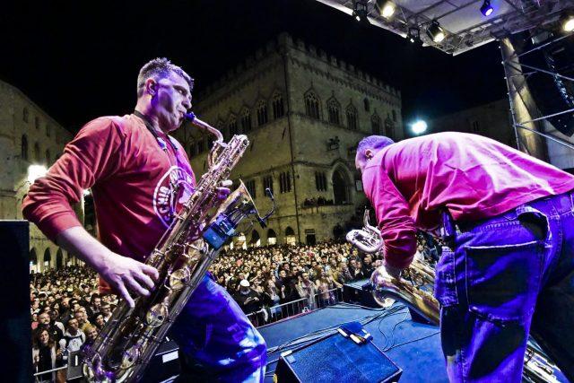 Umbria Jazz a Perugia