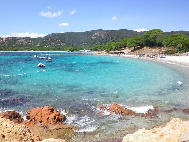 palombaggia, le belle spiagge della corsica