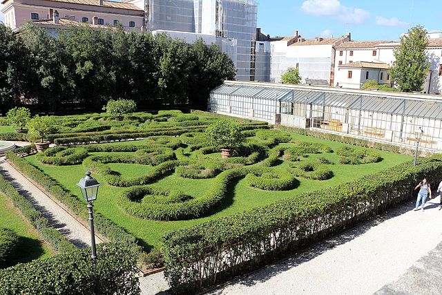 I 3 giardini aperti al pubblico pi belli d 39 italia for Architetto giardini roma