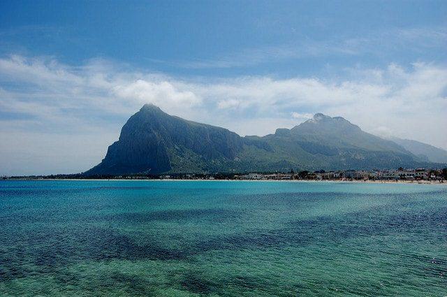 San Vito lo Capo e il litorale nord trapanese è tra i mari più belli della Sicilia