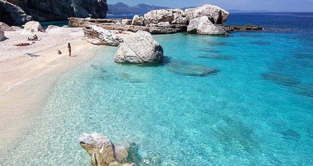 Top 3 spiagge italiane: Cala Mariolu