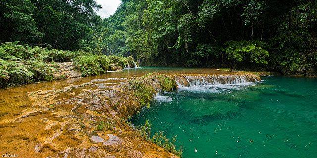3 Paradisi Naturalistici nel mondo: Semuc Champey, Guatemala