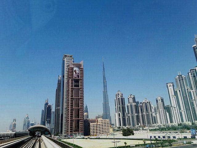 Dubai è la terza città del mondo più affollata dai turisti