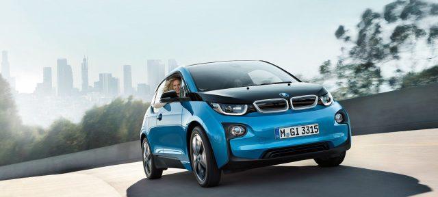 Salone di Francoforte 2017: BMW i3