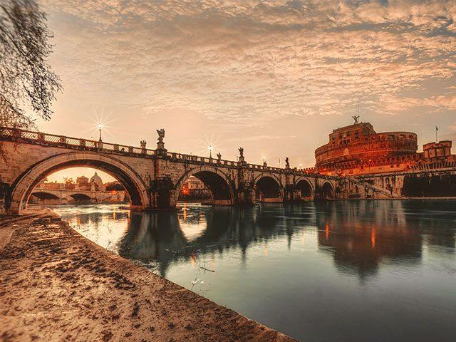 Roma è una delle città più belle del mondo