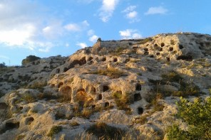 #Italiaontheroad: Il Villaggio Bizantino di Vallone Canalotto