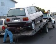 car on Denver Towing
