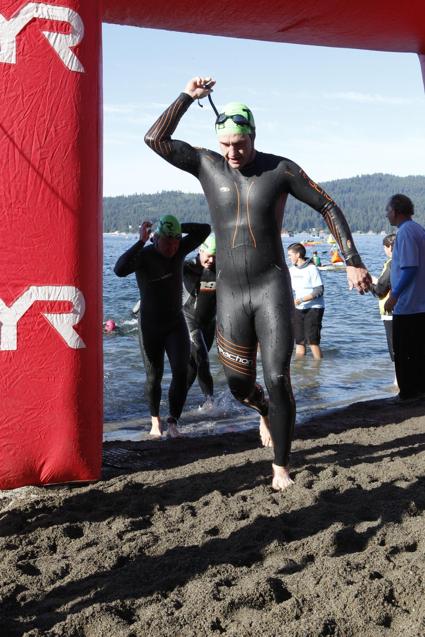 First Time Ironman: 2013 Ironman Coeur D'Alene Race Report
