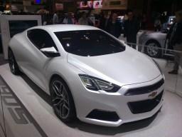 Chevrolet Concept Tru 140S