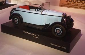 Citroennette C4 1928