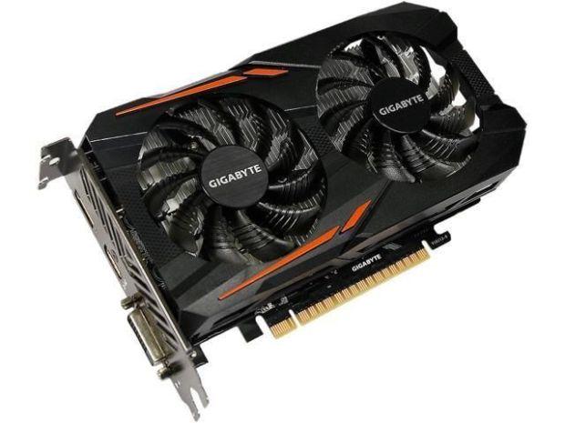 كارت الشاشة NVIDIA GEFORCE GTX 1050 TI