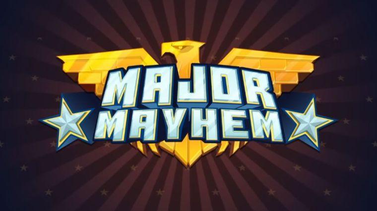 لعبة Major Mayhem